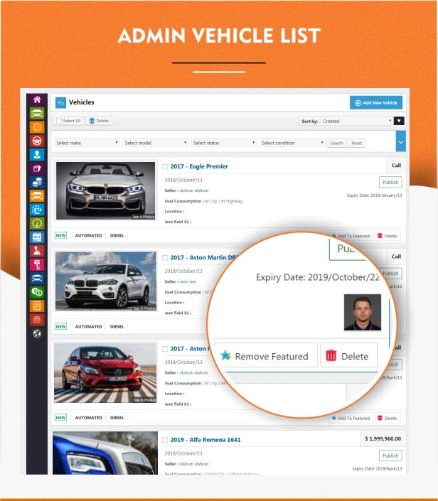 Car Manager - Car Dealership Business WordPress Theme - 35