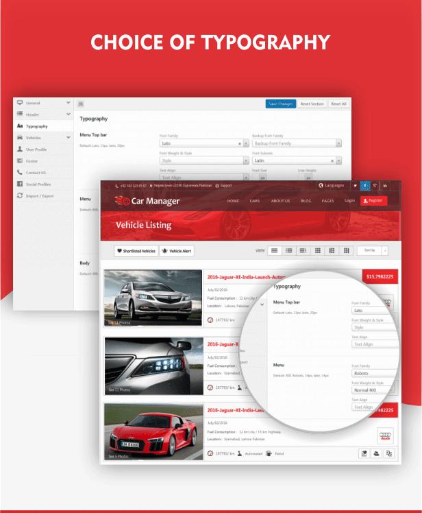 Car Manager - Car Dealership Business WordPress Theme - 33